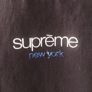 93eafa687763 Supreme Sweaters - Supreme Chrome Classic Logo Hoodie